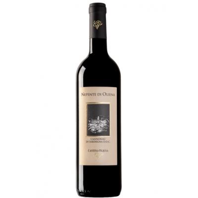 """Cannonau di Sardegna DOC """"Nepente"""" di Oliena"""