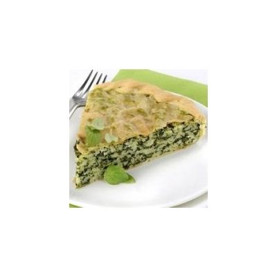 Torta Salata con Ricotta e Bietole