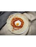 Ingredienti per Pane Frattau con Uova e Pecorino