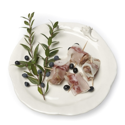 Ingredienti per Filetto di Maiale con Lardo