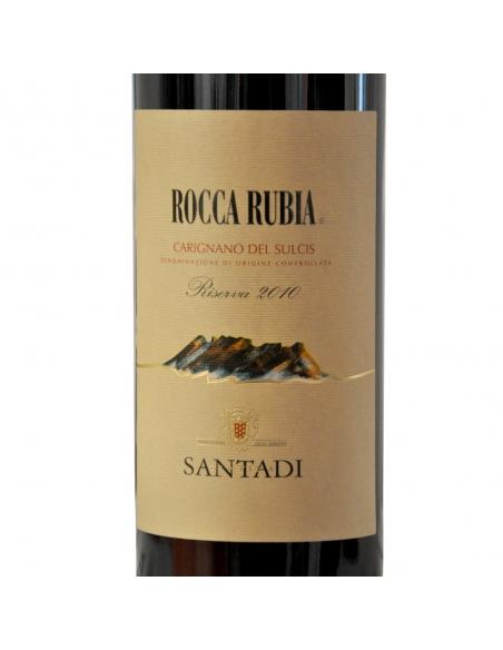 Santadi - Rocca Rubia