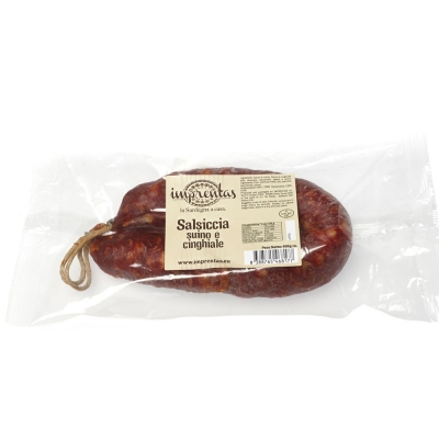 Pork and Wild Boar Sausage